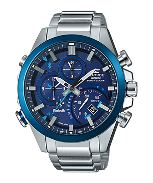 Casio World Map Watch.Dual Dial World Time Technology Edifice Mens Watches Casio